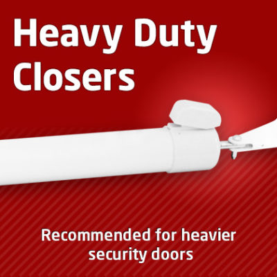 Heavy Duty Closers