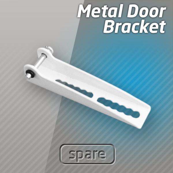 Tnh Classic Spare Door Bracket on Heavy Duty Screen Door Closers
