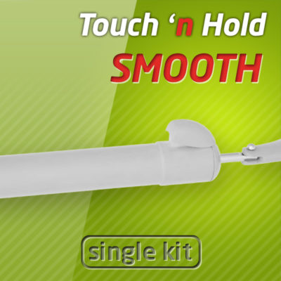Touch n Hold Smooth Single Kit