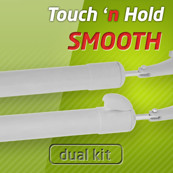 Touch n Hold Smooth Dual Kit