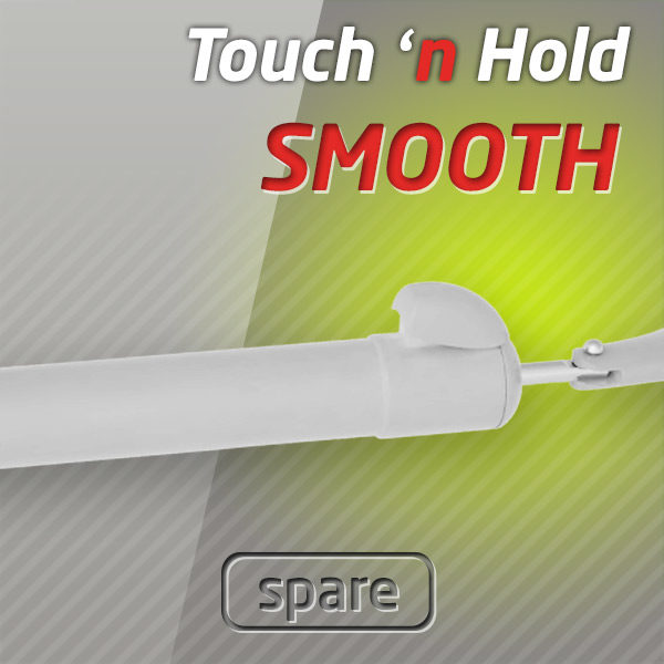 Touch n Hold Smooth Closer Only