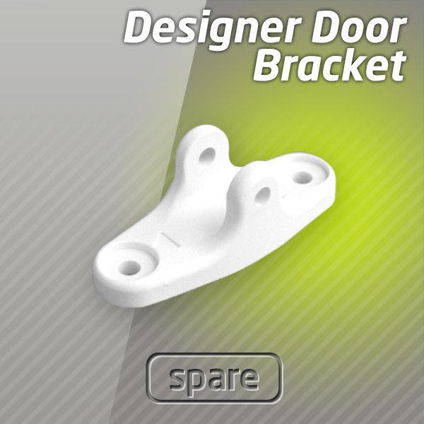 Designer Door Bracket