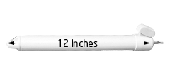 Cylinder Length: 12 inches